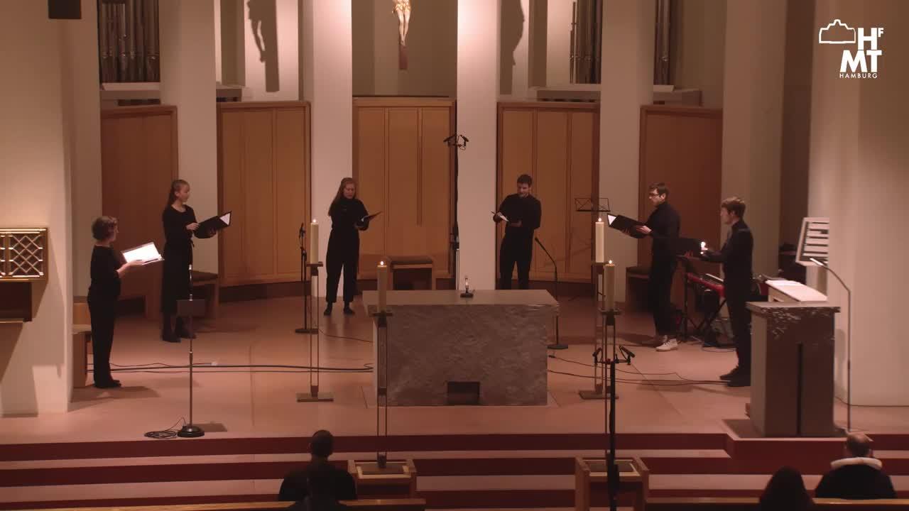 Thumbnail - Vielfalt Kirchenmusik - Musikalische Impressionen aus dem Hochschulgottesdienst im kleinen Michel