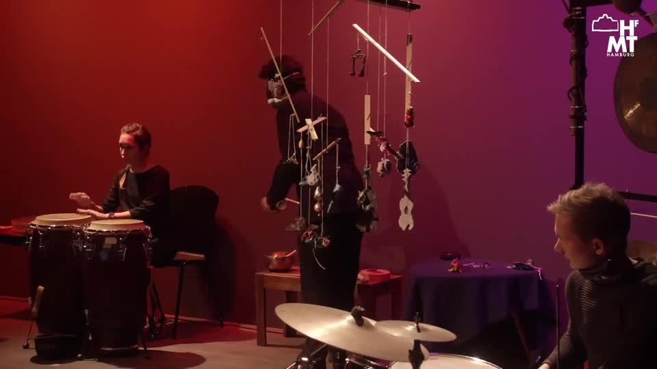 """Thumbnail - """"Die Möwen sehen alle aus, als ob sie EmMA hießen…"""" Abschlusskonzert des Masterstudienganges Musiktherapie MA4, 2017-2020"""