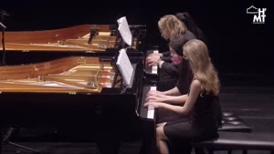 Thumbnail - L. van Beethoven Symphonie Nr. 3 ( Eroica) op.55 - Bearbeitung für acht Hände an zwei Pianos