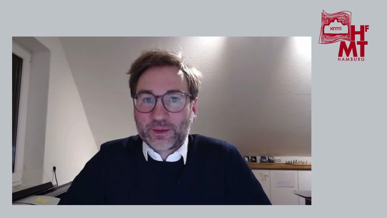 Thumbnail - Videogruß aus dem KMM Institutsrat zum Ende des Wintersemesters 2020/21