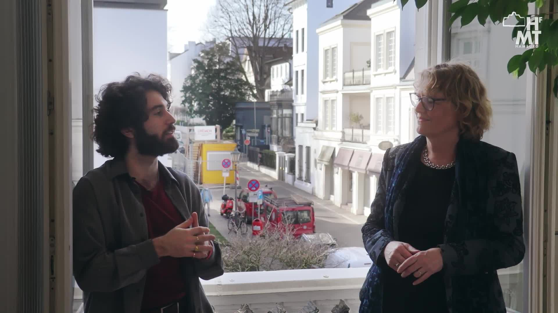Thumbnail - DAAD Preisträger 2020 - Martín Zamorano