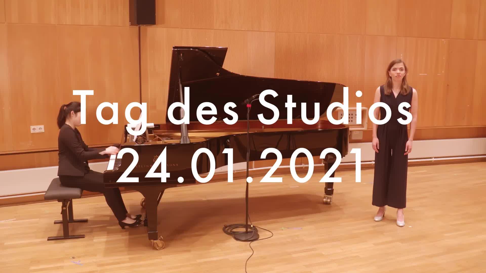 Thumbnail - Tag des Studios - Studiokonzerte und verwandte Formate