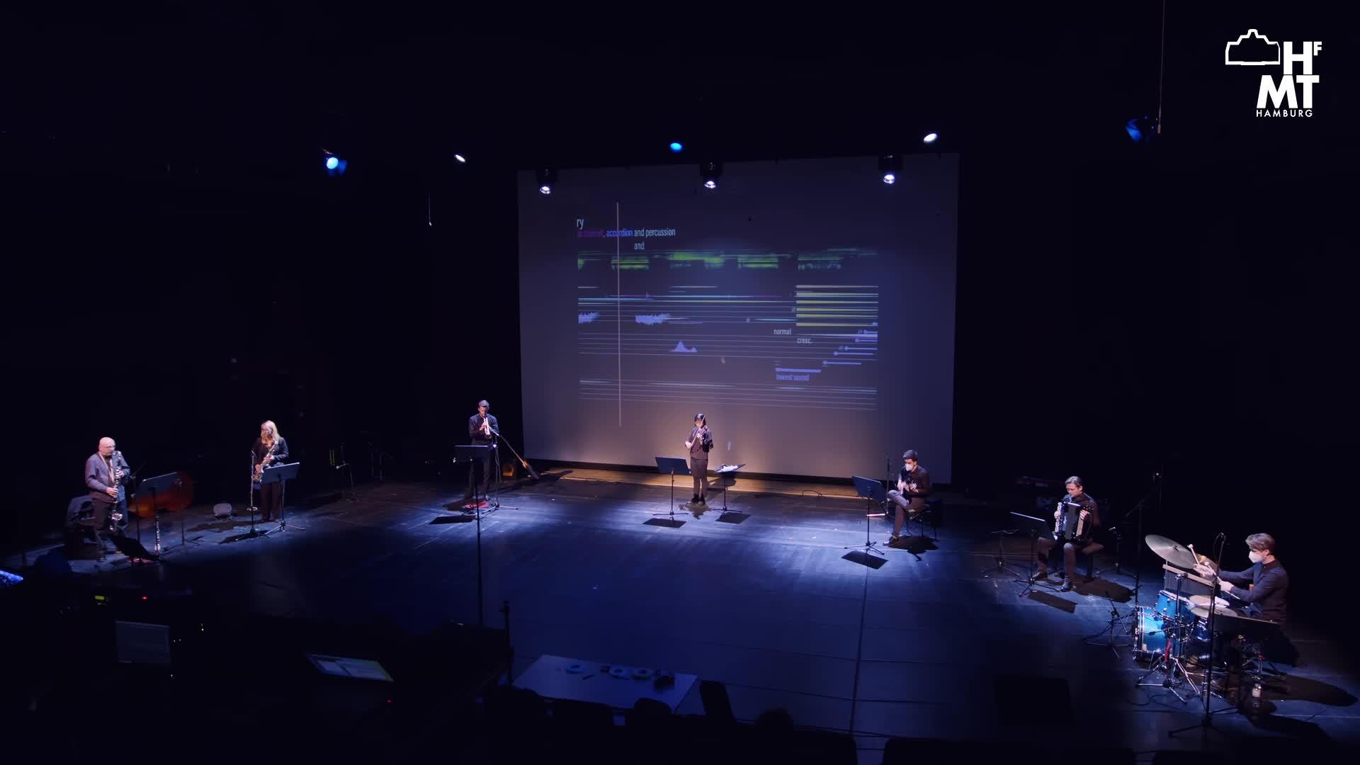 Thumbnail - TENOR CONFERENCE 2021 - ABSCHLUSSKONZERT: Comprovisation Concert