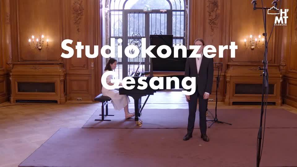 Thumbnail - Tag des Studios - Studiokonzert Gesang