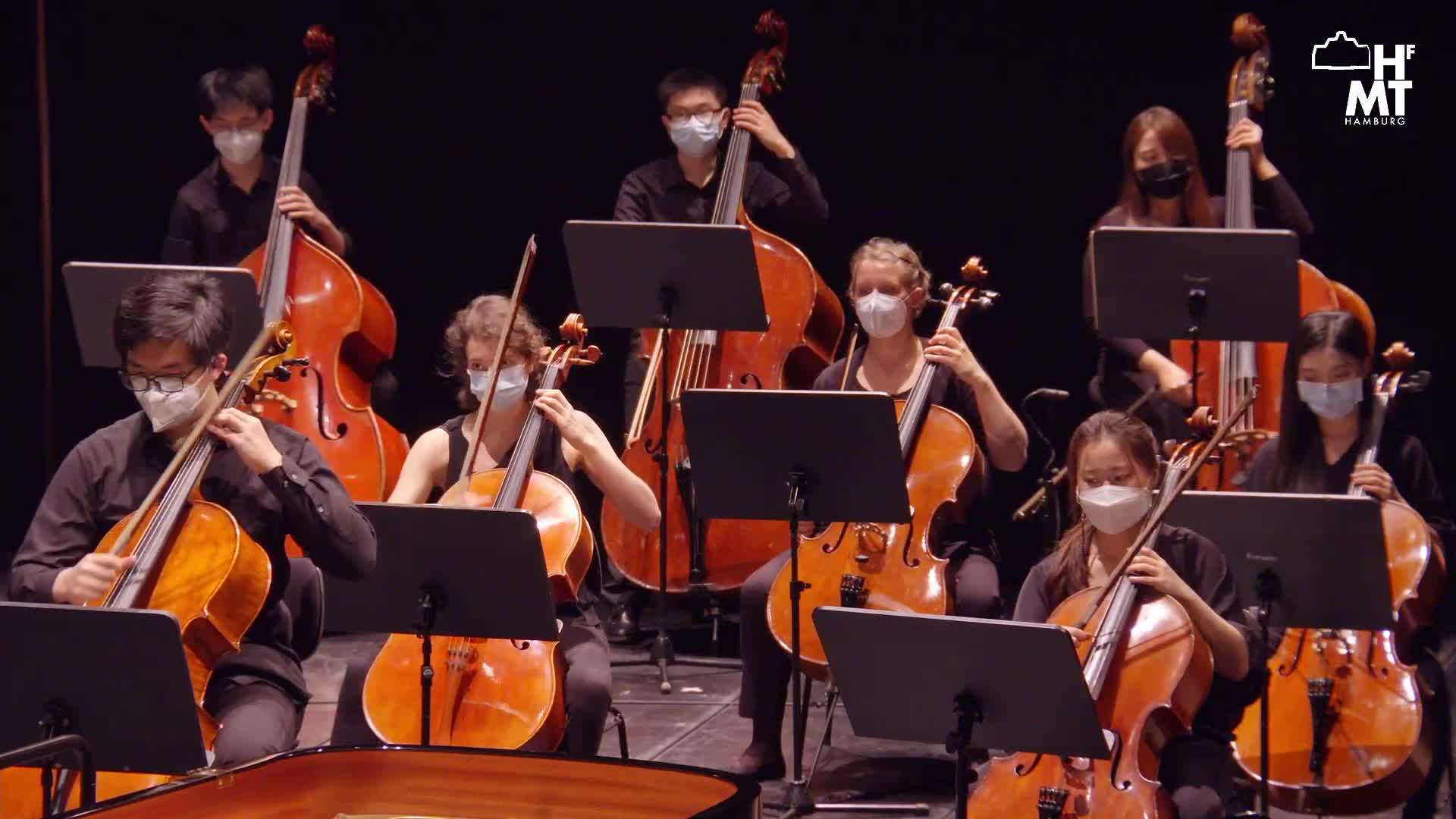 Thumbnail - SYMPHONIEKONZERT mit dem Symphonieorchester der HfMT