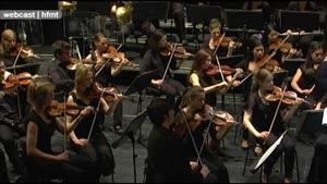 Thumbnail - ORCHESTERKONZERT - mit dem Symphonieorchester der HfMT