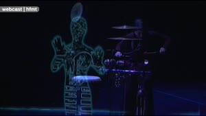 Thumbnail - MULTIMEDIAABEND - aus Anlass der Masterprüfung von Xiao Fu, Multimediale Komposition