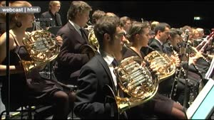 Thumbnail - SYMPHONIEKONZERT - mit dem Symphonieorchester der HfMT