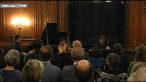 Thumbnail - IM BOGEN DER ZEIT - Festkonzert zum 60. Geburtstag von Prof. Dr. Reinhard David Flender